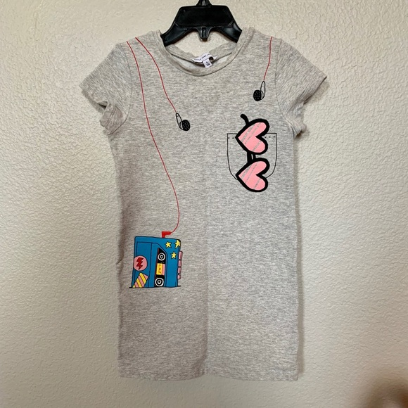 Little Marc Jacobs Other - Little Marc Jacobs Print Dress